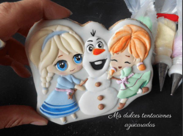 galleta frozen